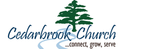 Cedarbrook Church logo