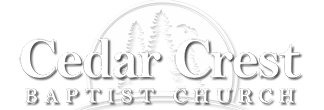 Cedar Crest Baptist Church logo