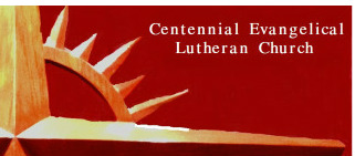 Centennial Evangelical Lutheran Church logo