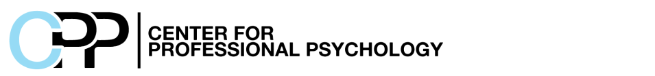 Center for Professional Psychology logo