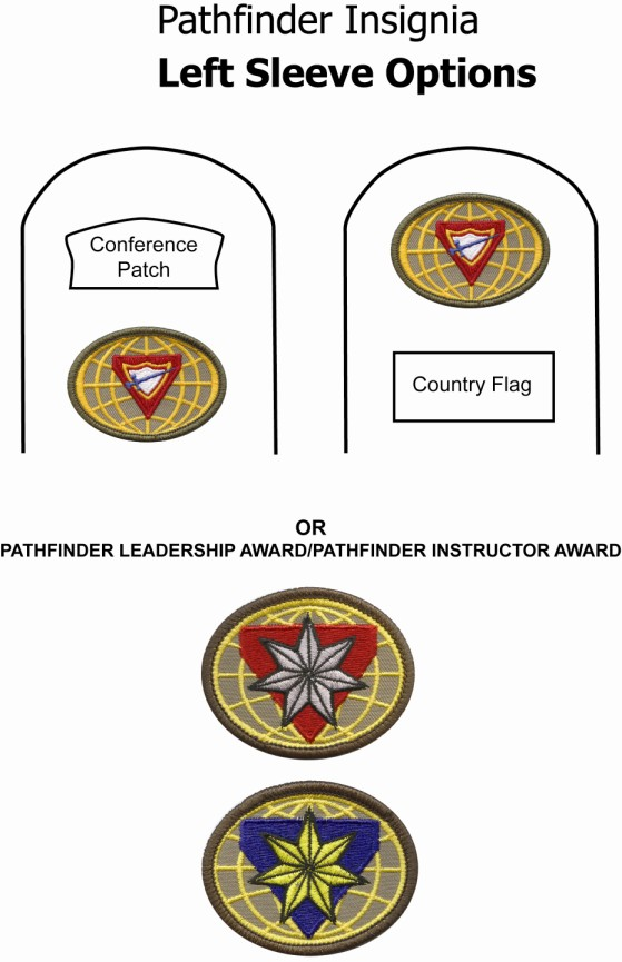 Images of Sda Adventurer Club Patches - #rock-cafe