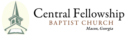 Central Fellowship Baptist Church logo
