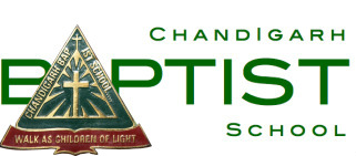 Chandigarh Baptist School logo