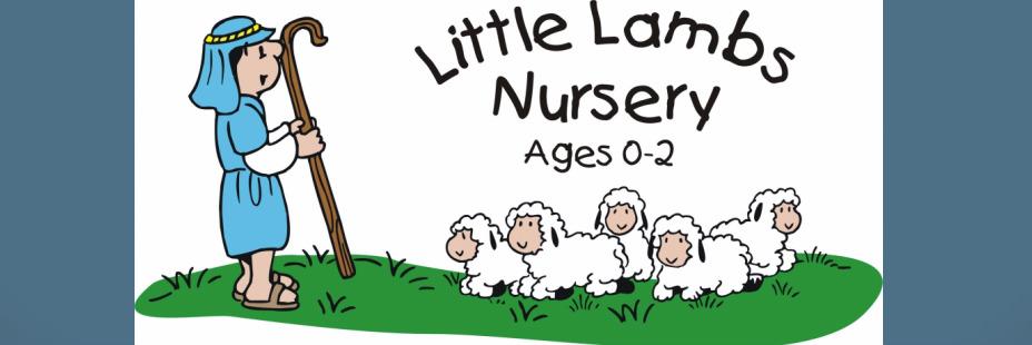 Little Lambs Nursery