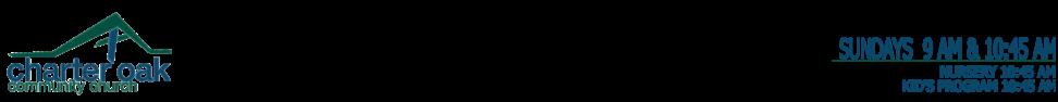 Charter Oak Community Church logo