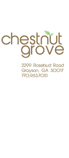 Chestnut Grove Baptist Church logo