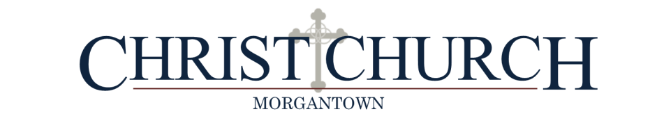 Christ Church of Morgantown logo
