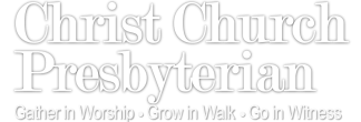 Christ Church, Presbyterian logo