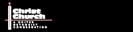 Christ Church United Methodist logo