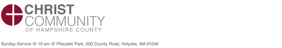 Christ Community of Hampshire County logo