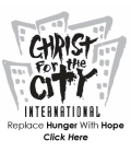 Christ for the City International logo