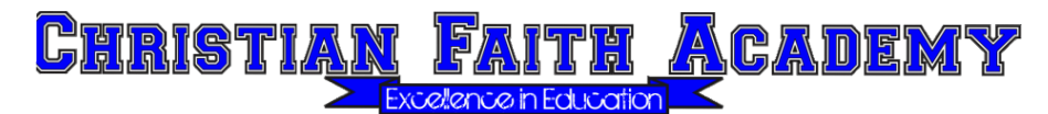 Christian Faith Academy logo