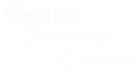 Christian Fellowship Assembly Logo