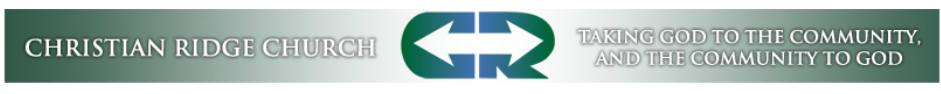 Christian Ridge Church logo