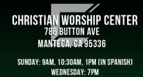 Christian Worship Center logo