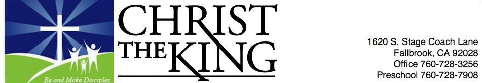 Christ the King Lutheran Church logo