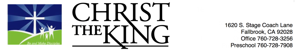 Christ the King Lutheran Church logo
