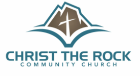 Christ the Rock Community Church logo