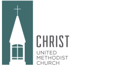 Christ United Methodist Church | College Station, TX | Highway 6 and William Fitch | Christian | Church logo