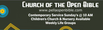 Church of the Open Bible logo