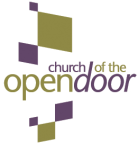 Church of the Open Door logo