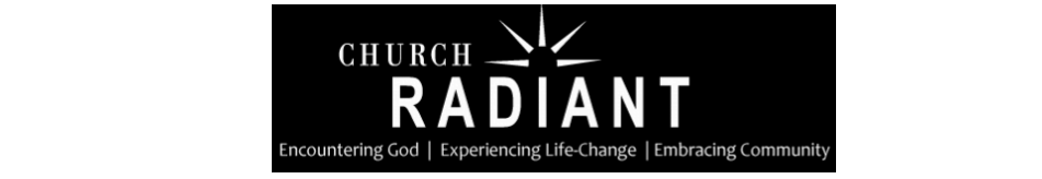 Church Radiant logo