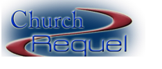 Church Requel, Mansfield Ohio logo