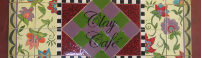 Clay Cafe Pottery Studio logo