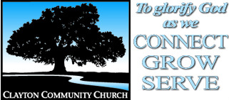 Clayton Community Church logo