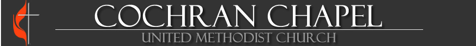 Cochran Chapel United Methodist Church logo