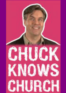 Image result for chuck knows church logo