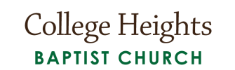 College Heights Baptist Church logo
