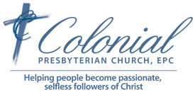 Colonial Presbyterian Church logo