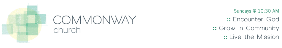 Commonway Church logo