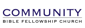 Community Bible Fellowship Church logo