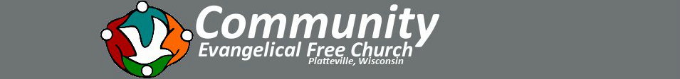 Community Evangelical Free Church logo