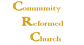 Community Reformed Church logo