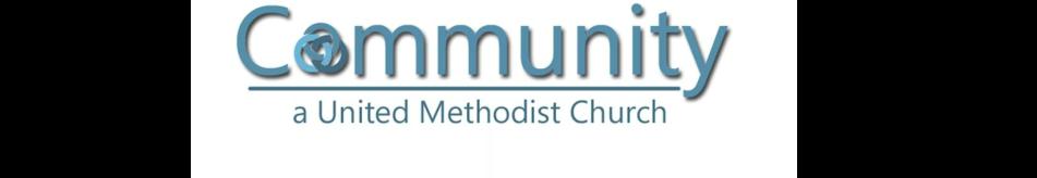 Community United Methodist Church logo