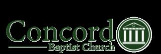 Concord Baptist logo