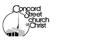 Concord Street Church of Christ logo
