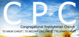 Congregational-Presbyterian Church logo