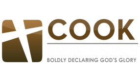 Cook Baptist Church logo