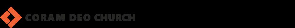 Coram Deo Church  |  Bremerton, WA logo