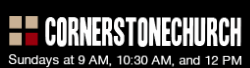 Cornerstone Church logo