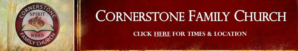 Cornerstone Family Church logo