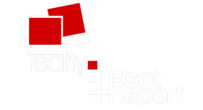 Set Apart and Reality logo