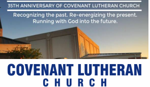Covenant Lutheran Church logo