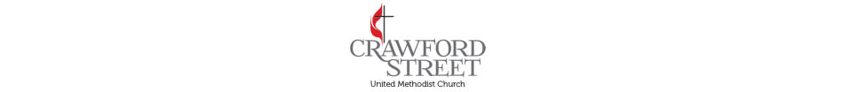 Crawford Street United Methodist Church logo