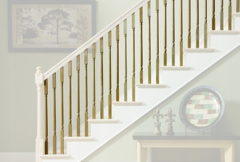 Great Wood BALUSTERS