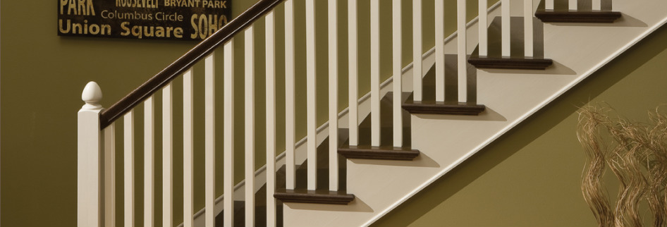 Creative Stair Parts Wood Collections Craftsman
